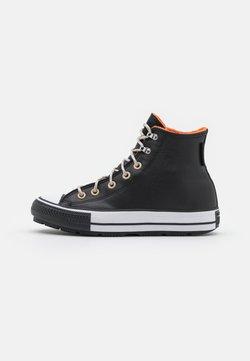 Converse - CHUCK TAYLOR ALL STAR WINTER WATERPROOF UNISEX - Zapatillas altas - black/white