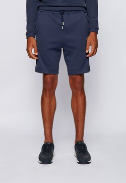 BOSS - HEADLO ICON - Jogginghose - dark blue
