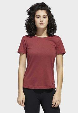 adidas Performance - PRIME T-SHIRT - Camiseta básica - red