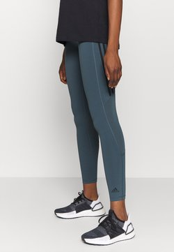 adidas Performance - Tights - dark blue/black