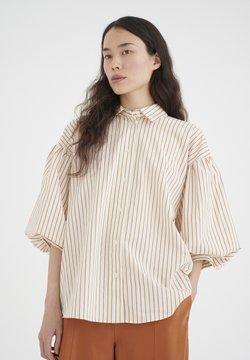 InWear - YOKOIW - Hemdbluse - honey stripe