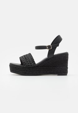 PARFOIS - High Heel Sandalette - black