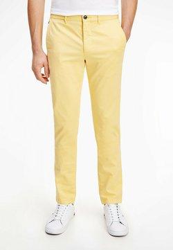 Tommy Hilfiger - Chino - delicate yellow