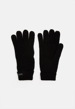 Belstaff - MARINE GLOVE - Fingerhandschuh - black