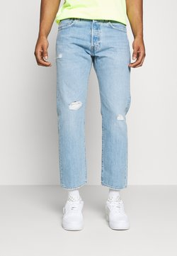 Levi's® - 501 '93 CROP - Straight leg -farkut - med indigo
