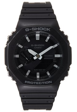 G-SHOCK - Rannekello - black/silver