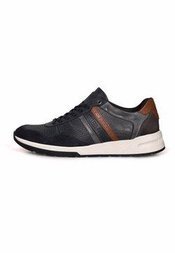 CYCLEUR de LUXE - LUCA - Sneaker low - navy/antracite
