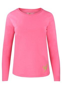 Biyoga - Langarmshirt - rosa