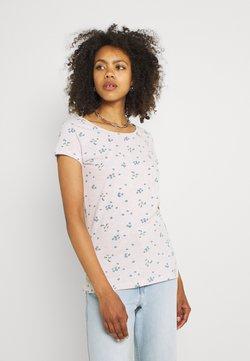 Ragwear - MINT CAMOMILE - T-Shirt print - beige