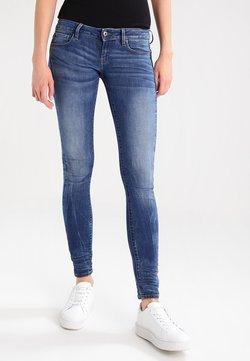 G-Star - 3301 LOW SUPER SKINNY - Jeans Skinny Fit - elto superstretch