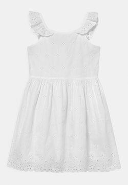GAP - GIRL DRESS - Robe d'été - optic white