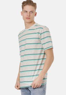 Oakley - T-Shirt print - oatmeal heather