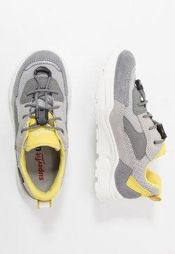 Superfit - BLIZZARD - Sneaker low - grau