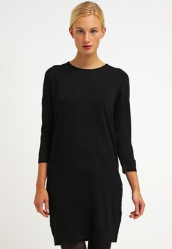 Vero Moda - VMGLORY VIPE AURA DRESS - Strickkleid - black
