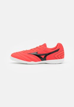 Mizuno - MRL SALA CLUB IN - Indoor football boots - ignition red/white
