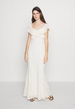 Lauren Ralph Lauren - LONG GOWN - Ballkleid - ivory