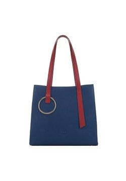 Wittchen - ELEGANCE - Shopping Bag - marineblau