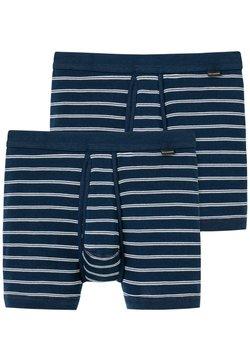 Schiesser - 2 PACK  - Panties - dunkelblau