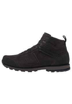 Mammut - ALVRA II MID WP MEN - Hikingschuh - phantom/dark titanium