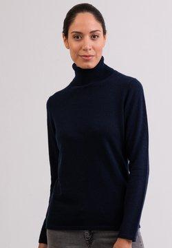CASH-MERE - Pullover - marine blau