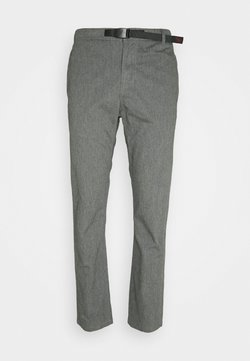 Gramicci - PANTS JUST CUT - Chinot - heather grey
