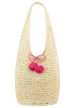 PRIMA MODA - PALATA - Handtasche - beige