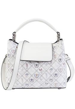 Ekonika - Handtasche - weiß-mehrfarbig