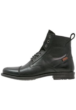Levi's® - EMERSON  - Schnürstiefelette - regular black