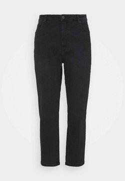 Vero Moda Curve - VMJOANA MOM - Jeans Relaxed Fit - black