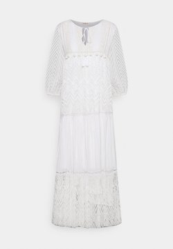 Derhy - REGLISSE DRESS - Maxikleid - white