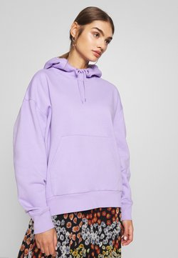 Weekday - ALISA HOODIE - Luvtröja - lilac purple light