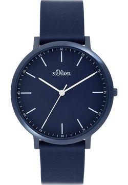 s.Oliver - S.OLIVER UNISEX-UHREN ANALOG QUARZ - Uhr - blau