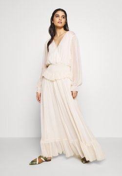 DESIGNERS REMIX - MINDY EXCLUSIVE LONG DRESS - Vestido de fiesta - lemonade