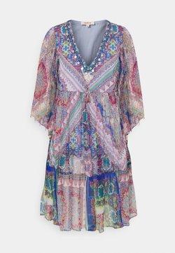 Derhy - SIOUX DRESS - Vestido informal - blue