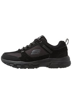 Skechers - OAK CANYON RELAXED FIT - Sneaker low - black