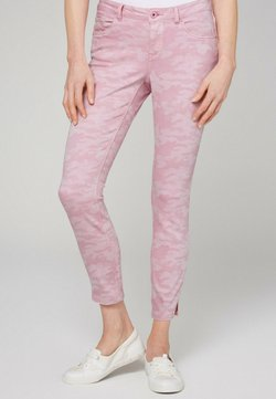 Soccx - Jeans Skinny Fit - pink shell