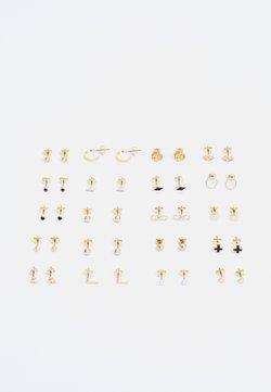 Monki - ROSALIE EARRINGS 20 PACK - Oorbellen - gold-coloured