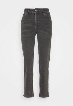 Lindex - NEA WASHED - Straight leg jeans - black