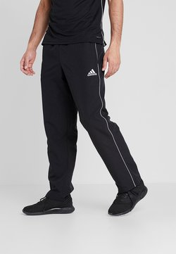 adidas Performance - CORE - Jogginghose - black/white