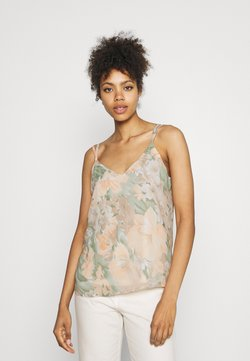 ONLY - ONLTAMMY DETAIL  - Top - apricot