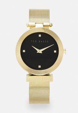 Ted Baker - BOW - Montre - gold-coloured/black
