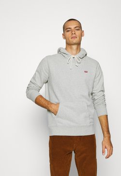 Levi's® - NEW ORIGINAL HOODIE  - Sweat à capuche - eco gray heather
