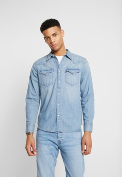 Levi's® - BARSTOW WESTERN STANDARD - Shirt - red cast stone