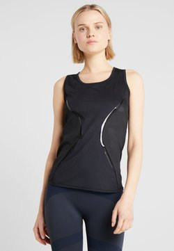 adidas by Stella McCartney - ESSENTIALS TANK - Funktionsshirt - black