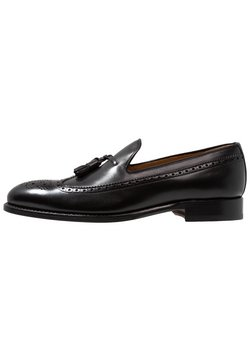 Cordwainer - BURNETT - Business-Slipper - orleans black