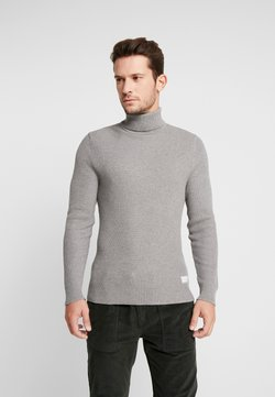 Pier One - Pullover - mottled grey