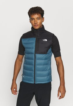 The North Face - ACONCAGUA - Bodywarmer - black mallard/blue