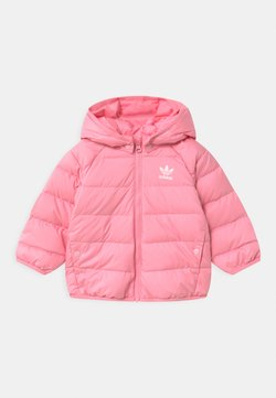 adidas Originals - UNISEX - Gewatteerde jas - light pink