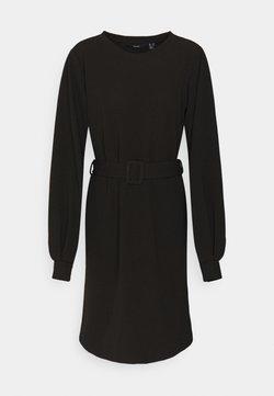 Vero Moda Tall - VMCORAL DRESS  - Korte jurk - black