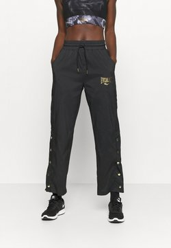 Everlast - WOVEN PANT LOWEL - Jogginghose - black